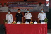 Melalui Musrenbangcam Kecamatan Lais Siap Mendukung Rencana Pembangunan Di Tahun 2022