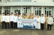 Bupati Mian Berharap Utusan Kafilah MTQ KOPRI ke Tingkat Provinsi Dapat Mengharumkan Nama Bengkulu Utara