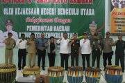 Kejaksaan Negeri dan Pemkab Bengkulu Utara Launching E-Jaga Ratu Samban