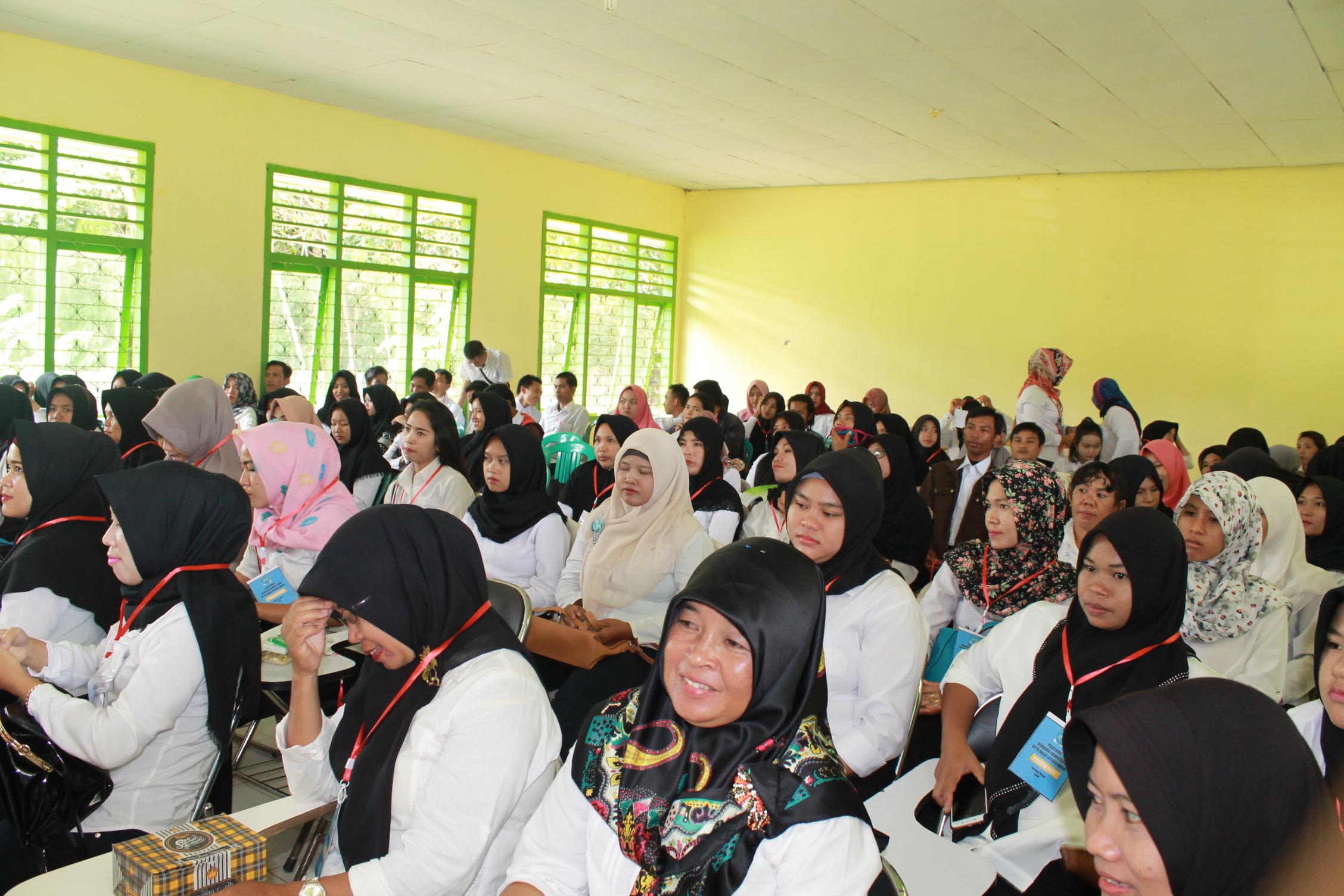 BLK Bengkulu Utara Buka Pelatihan Kerja Berbasis Kompetensi
