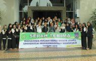 Pelepasan 572 Mahasiswa KKN UMB Tahun 2018 di Kabupaten Bengkulu Utara
