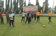 Semarak..! Turnamen Futsal Kapolres Cup Bengkulu Utara Ke VII Tahun 2018