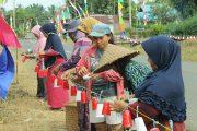 2 Kecamatan BU Pasang Umbul-Umbul Terpanjang, Bukti Antusiasme Warga Sambut HUT RI Ke 73