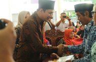 Sambut HUT RI 73, Pemkab Bengkulu Utara Silaturahmi Bersama Pejuang Veteran
