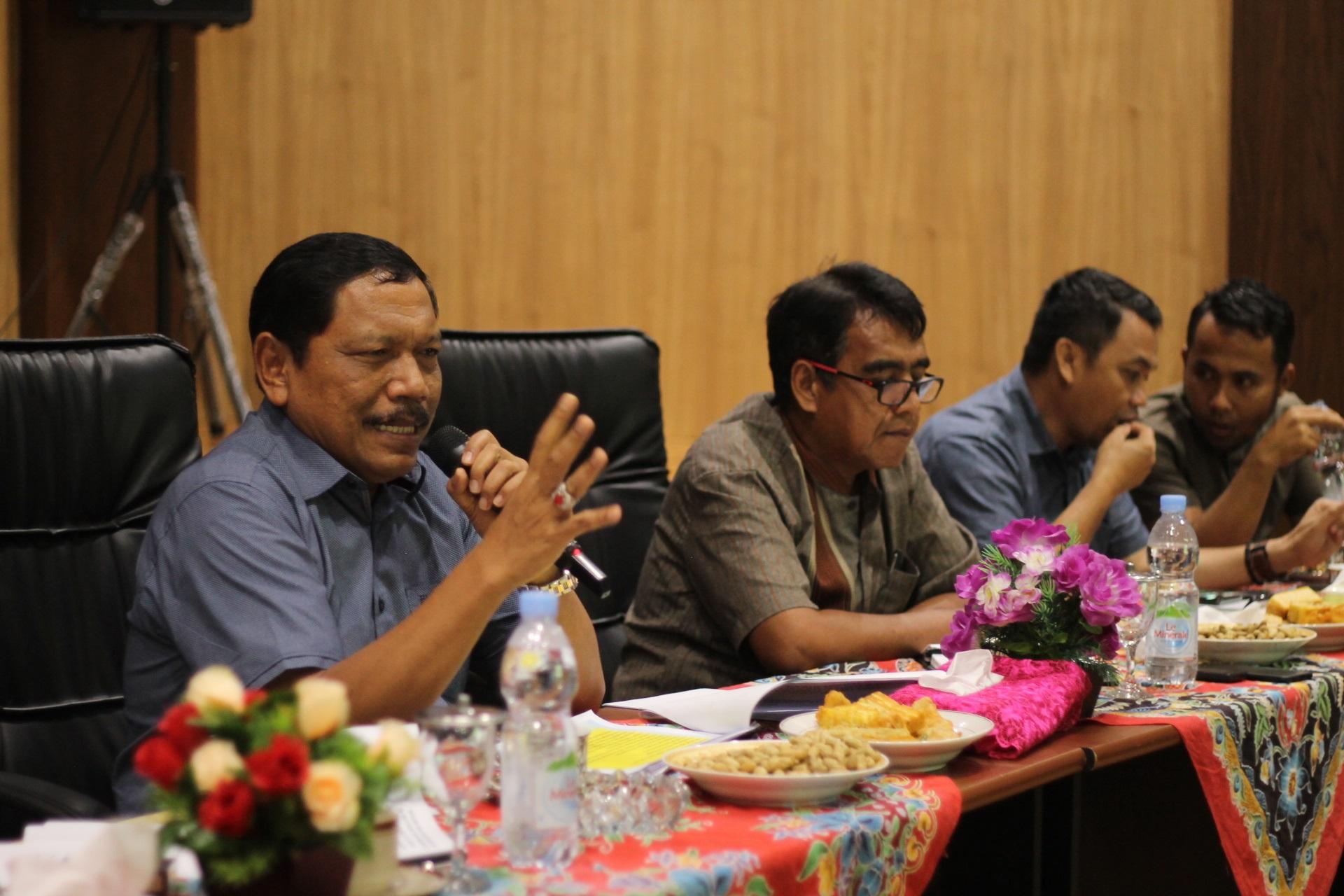 Bupati Bengkulu Utara Siapkan Strategi Optimalkan Penyerapan Anggaran 2019