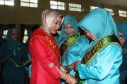 Bapak Bupati Memberikan Sambutan Pelantikan BUNDA PAUD se- Kabupaten Bengkulu Utara
