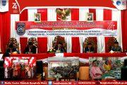 Pimpinan Daerah dan DPRD Bengkulu Utara Dengarkan Pidato Kenegaraan Presiden