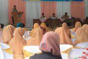 BNPB Gelar Bimtek Srikandi Siaga Bencana di Kabupaten Bengkulu Utara