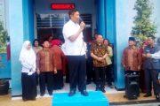 Napak Tilas Gubernur Bali ke SMPN 1 Kota Bengkulu