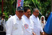 Kunjungan Menteri Desa PDTT dan PUPR di Bengkulu Utara Berikan Banyak Dukungan