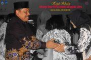 Bupati Bengkulu Utara Jalin Silaturahmi Bersama Keluarga Besar PGRI Kabupaten Bengkulu Utara