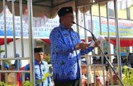 HUT Korpri, Kesehatan, Dan HUT Emas Provinsi ke – 50 di Peringati Dalam Satu Upacara