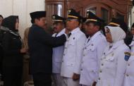 8 Pedoman Penting Bagi ASN, Bupati Bengkulu Utara Lantik 149 Pejabat Eselon II, III, dan IV
