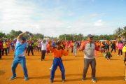 Car Free Day Ajang Jalin Silahturahmi Melalui Olahraga