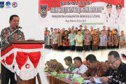 Pemkab Bengkulu Utara Gelar Sosialisasi Arah Kebijakan Kerjasama Daerah