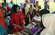 Ketua TP-PKK Bengkulu Utara Lakukan Supervisi hingga Tingkat Kecamatan