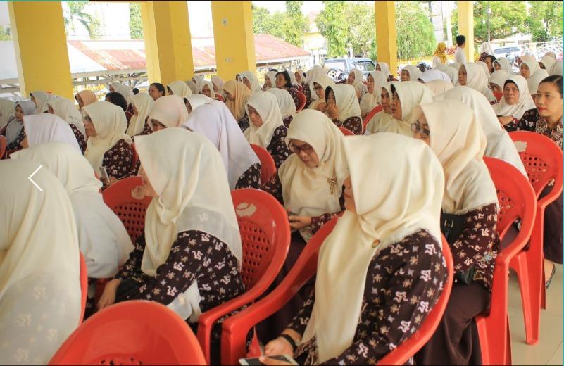DWP Bengkulu Utara Berbagi Kasih Untuk Panti Asuhan