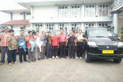 Pembagian Kendaraan Operasional BUMDes Jangan di Politisir