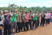 Persatuan Pengurus Panahan Tradisional Indonesia Kabupaten Bengkulu Utara Dikukuhkan