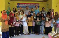 Tomimas Sosialisasi Program Kemitraan Melalui Promosi Produk BUMDes, UMKM, IKM di Bengkulu Utara