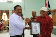 180 ASN Memasuki Masa Purna Tugas Dilepas Bupati Bengkulu Utara