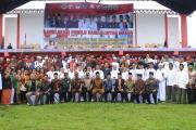 Bengkulu Utara Gelar Deklarasi Pemilu Damai lintas Agama Menyambut Pemilu 2019