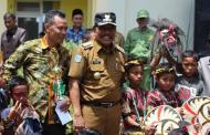 Konsep Pembangunan Metode Kawasan, Bupati Bengkulu Utara : Kecamatan Arma Jaya merupakan kawasan Agropolitan ketahanan pangan dan pariwisata