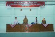 Baznas Kabupaten Bengkulu Utara Gelar Sosialisasi Zakat