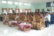 Pertemuan Penyuluh Pertanian se-Kabupaten Bengkulu Utara