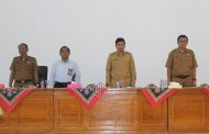 Pemkab Bengkulu Utara Gelar Pertemuan Dengan Tim Auditor BPK-RI Perwakilan Provinsi Bengkulu