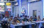 Polres Bengkulu Utara Ikuti Giat Vicon Pimpinan Menkopolhukam