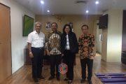 Bupati Bengkulu Utara Audensi dengan Dirjen PSLB3
