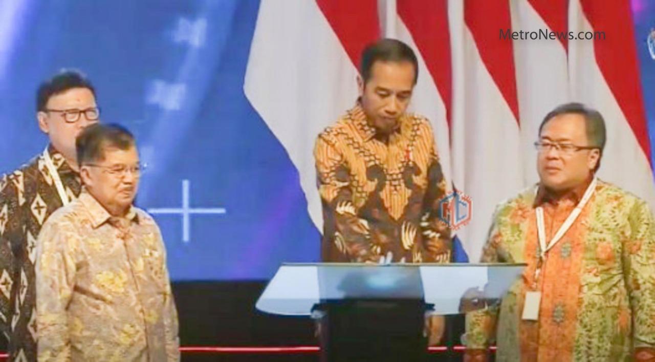MUSRENBANGNAS 2019 RKP 2020, Tiga Menteri Bahas Percepatan Pembangunan Jalan Lintas Barat