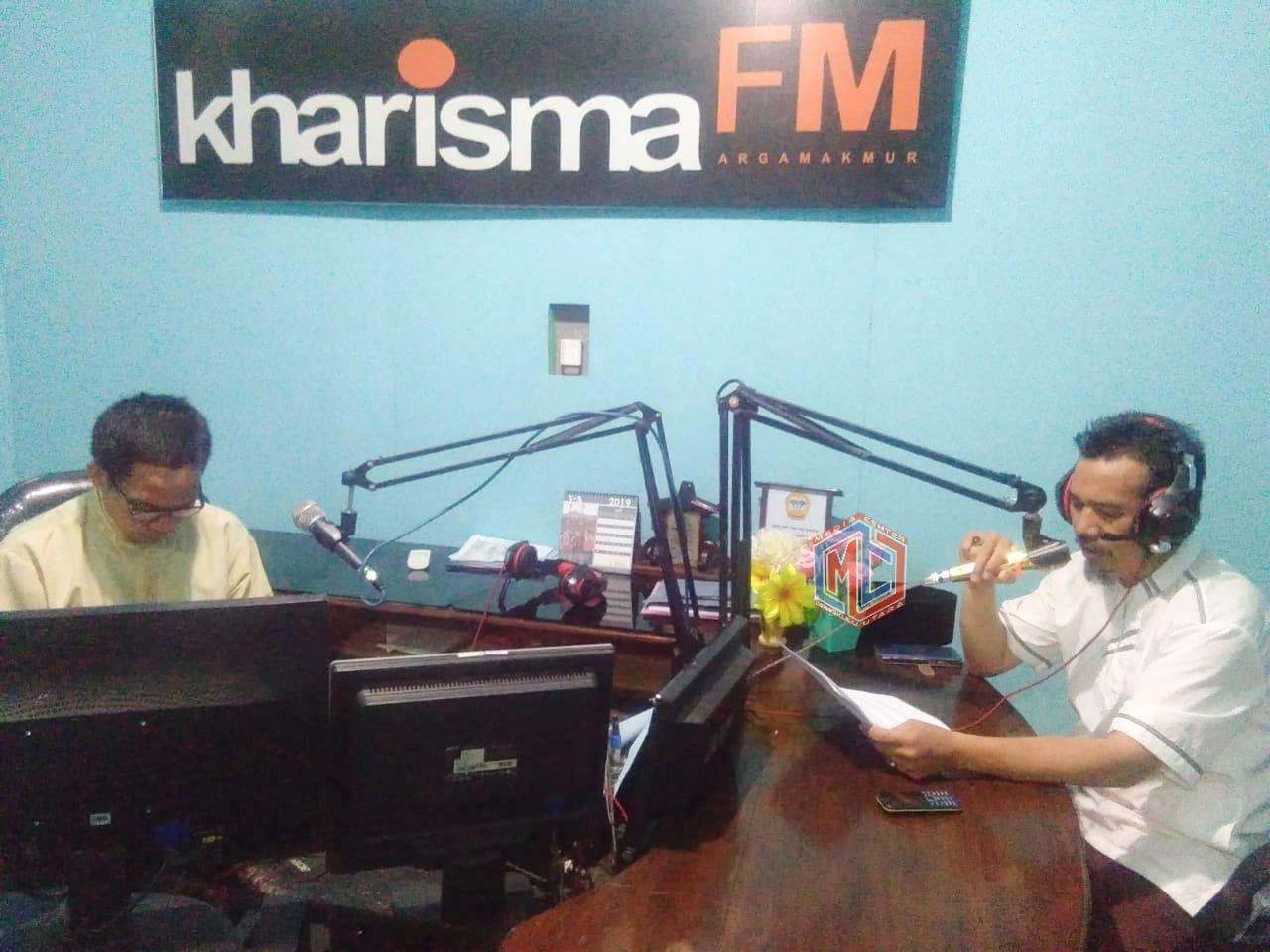 Temani Ramadhan, Dengan Program Unggulan Radio Kharisma 95,6 FM