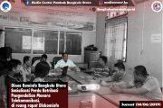 Dinas Kominfo Bengkulu Utara Sosialisasi Perda Retribusi Pengendalian Menara Telekomunikasi