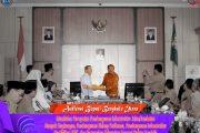 Optimalisasi Pembangunan, Bupati Bengkulu Utara Audiensi dengan Gubernur Bengkulu