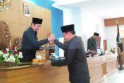 Fraksi DPRD Bengkulu Utara Sampaikan Pandangan Umum terhadap RAPERDA APBD 2020