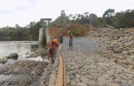 Dinas PUPR Bengkulu Utara Rampungkan 100% Pembangunan Daerah IrigasiTahun Anggaran 2019