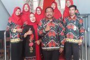 Ketua Dekranasda Bengkulu Utara Kenalkan Makna Filosofi dan Cerita di Balik Berbagai Motif Batik Kagano