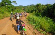 Pertama Sejak Zaman Kolonial, Bupati Mian Buka Akses Jalan Lebong Tandai