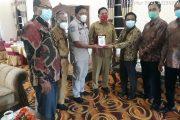 KPUD Bengkulu Utara Beri Apresiasi Pemkab BU Atas Suksesnya Pilkada Serentak 2020