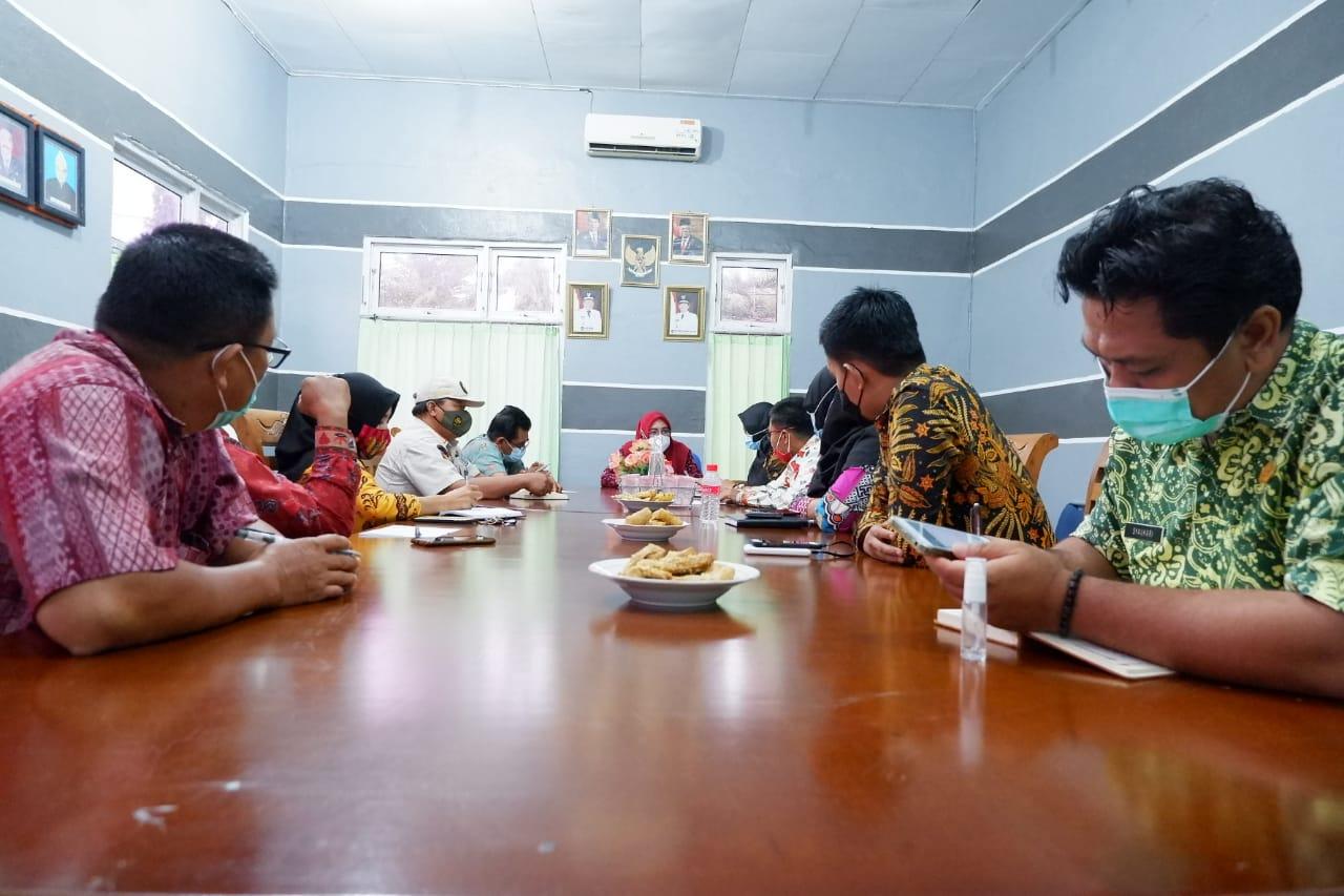 Rencana Kunjungan Kemenkes RI Ke Bengkulu Utara, Dinkes BU Rapat Persiapan