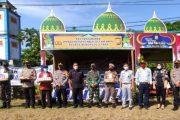 Cek Kesiapan Pos Pantau, Bupati Mian bersama Forkopimda Tinjau 2 Posko Pengamanan Larangan Mudik
