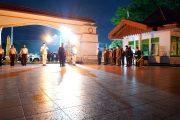 Khidmat, Apel Kehormatan dan Renungan Suci di TMP Ratu Samban