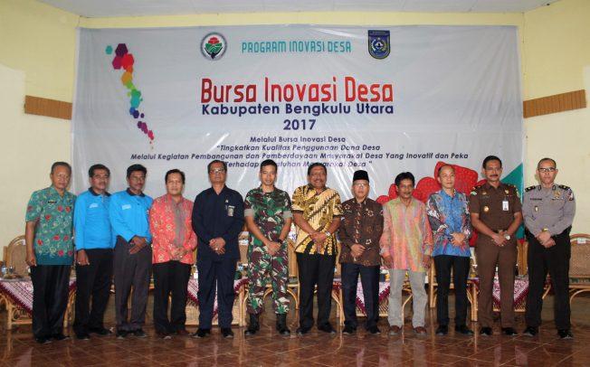 Bursa Inovasi Desa Bengkulu Utara Pacu Percepatan Perekonomian