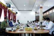 Pemkab Bengkulu Utara Laporkan Perkembangan Capaian Rencana Aksi Pencegahan Korupsi Terintegrasi Dalam Monev KPK