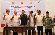 Menteri ESDM RI Resmikan BBM Satu Harga Pulau Enggano