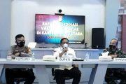 Bupati Bengkulu Utara Apresiasi Vaksinasi Massal Menyambut HUT Bhayangkara Ke-75