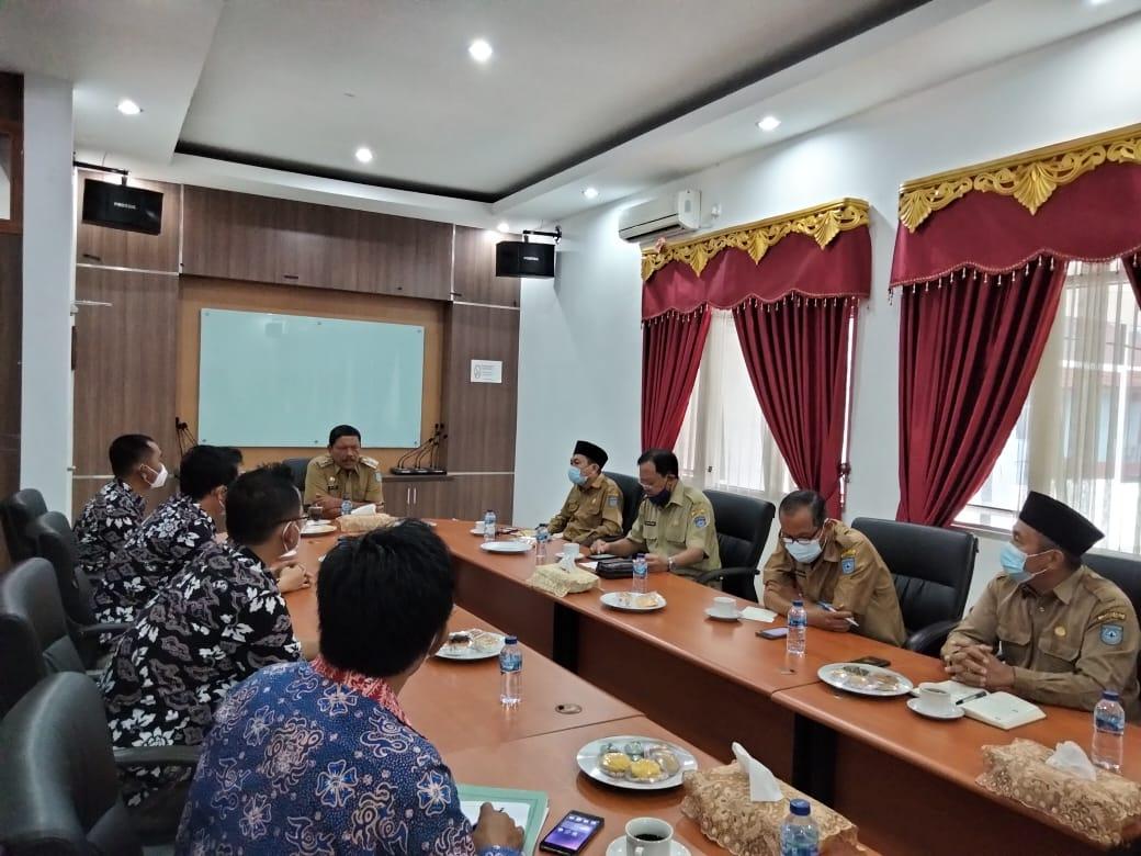 Bupati Bengkulu Utara Minta Toko Waralaba Komitmen Memperdayakan UMKM