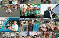 Bupati Bengkulu Utara Lepas Pawai Taaruf, Sambut Tahun Baru Islam